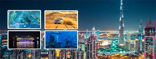 Dubai City Tours