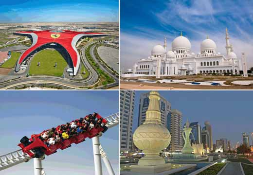 abu dhabi city tour from dubai, abu dhabi sightseeing tour, abu dhabi city tour