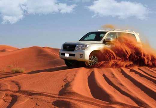 book red dunes desert safari, get free dubai sightseeing tour, combo deals