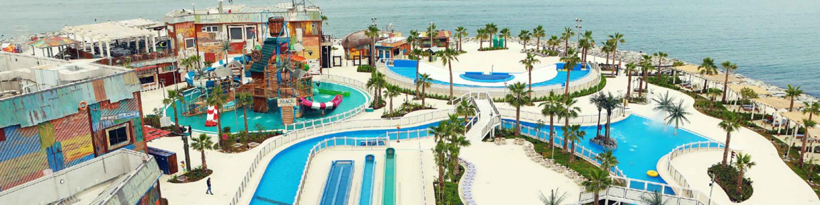 laguna waterpark la mer dubai, laguna waterpark dubai price, dubai theme parks