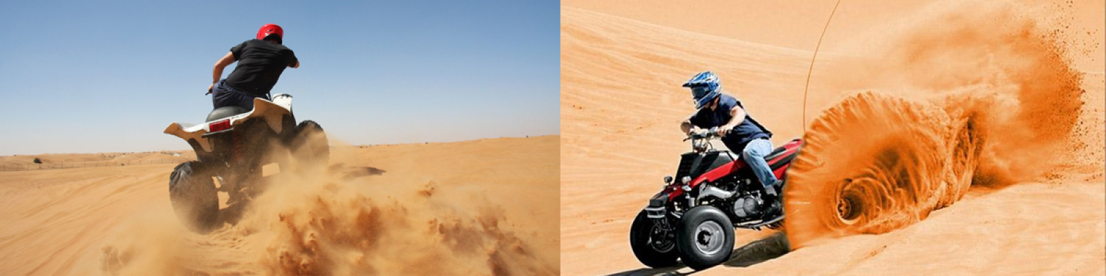 desert safari with quad bike, morning desert safari with quad bike, desert safari quad biking price